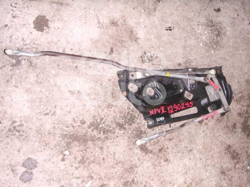 Трапеция стеклоочистителей для Mazda MPV II (LW) 1999-2006 - Фото №1