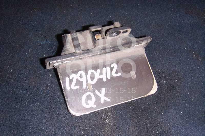 Резистор отопителя для Nissan Maxima (A32) 1994-2000 - Фото №1