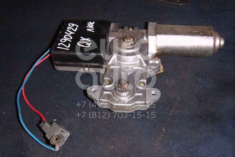 Моторчик люка для Nissan Maxima (A32) 1994-2000 - Фото №1