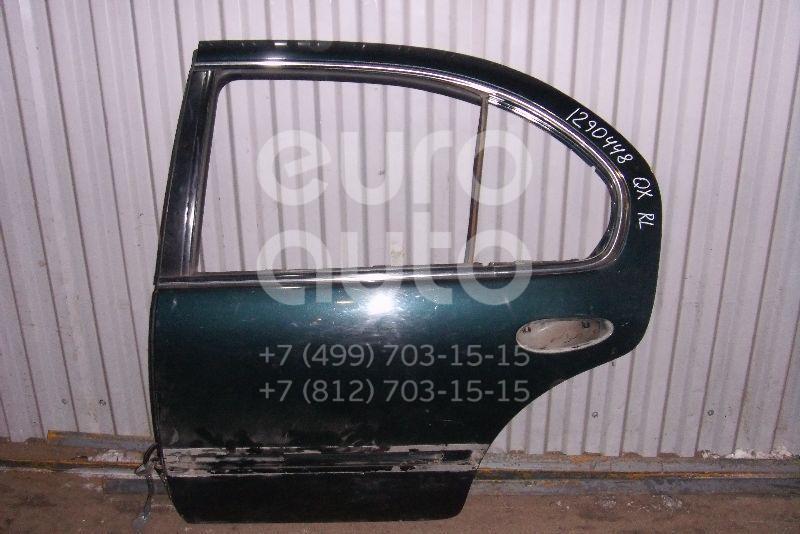 Дверь задняя левая для Nissan Maxima (A32) 1994-2000 - Фото №1