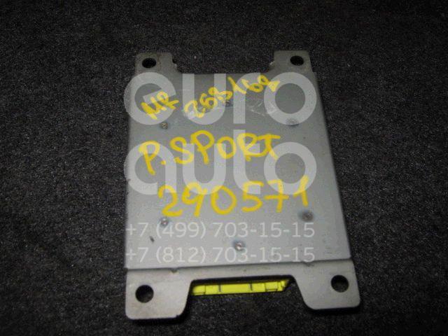 Блок управления AIR BAG для Mitsubishi Pajero/Montero Sport (K9) 1998-2008 - Фото №1