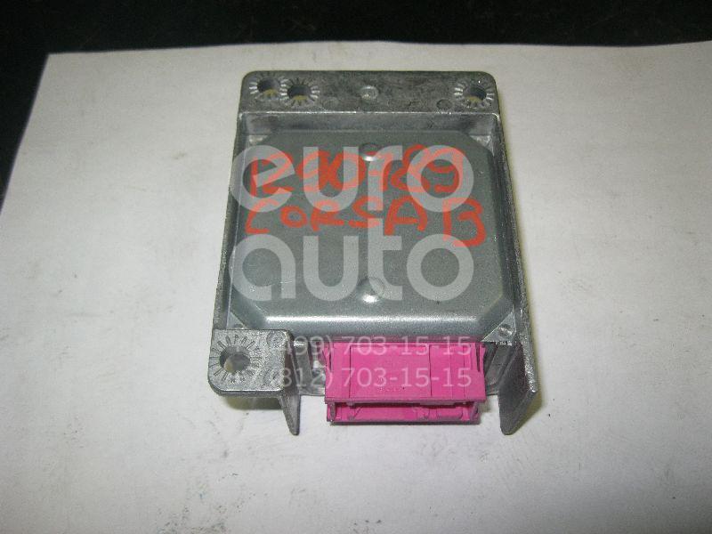 Блок управления AIR BAG для Opel Corsa B 1993-2000 - Фото №1