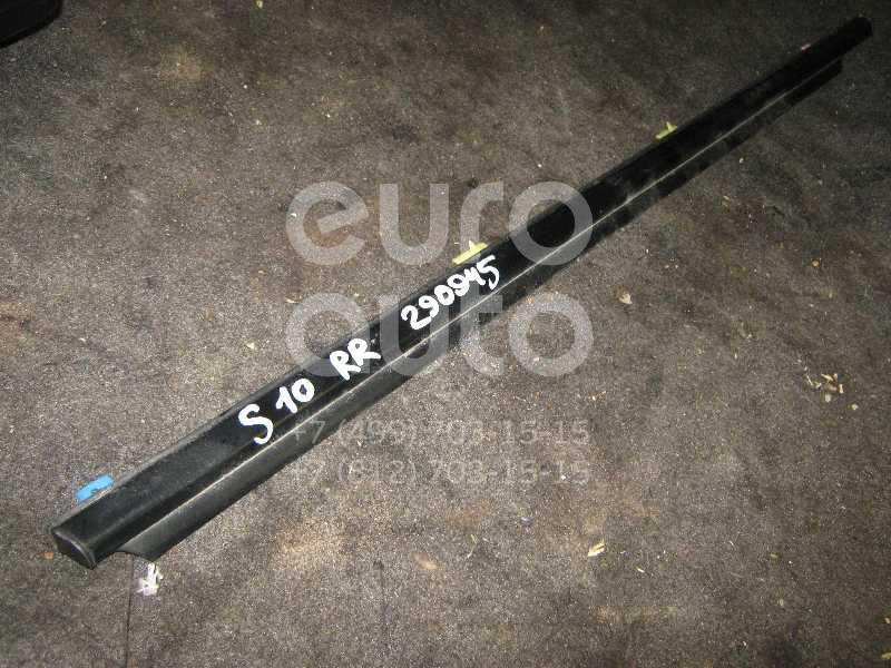Накладка стекла заднего правого для Subaru Forester (S10) 2000-2002;Forester (S10) 1997-2000 - Фото №1