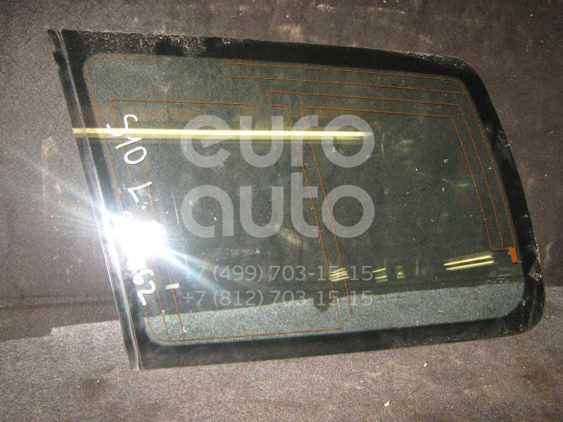 Стекло кузовное глухое левое для Subaru Forester (S10) 2000-2002 - Фото №1