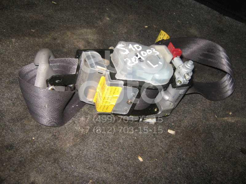 Ремень безопасности с пиропатроном для Subaru Forester (S10) 2000-2002 - Фото №1