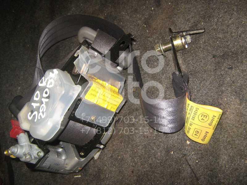 Ремень безопасности с пиропатроном для Subaru Forester (S10) 2000-2002;Forester (S10) 1997-2000 - Фото №1