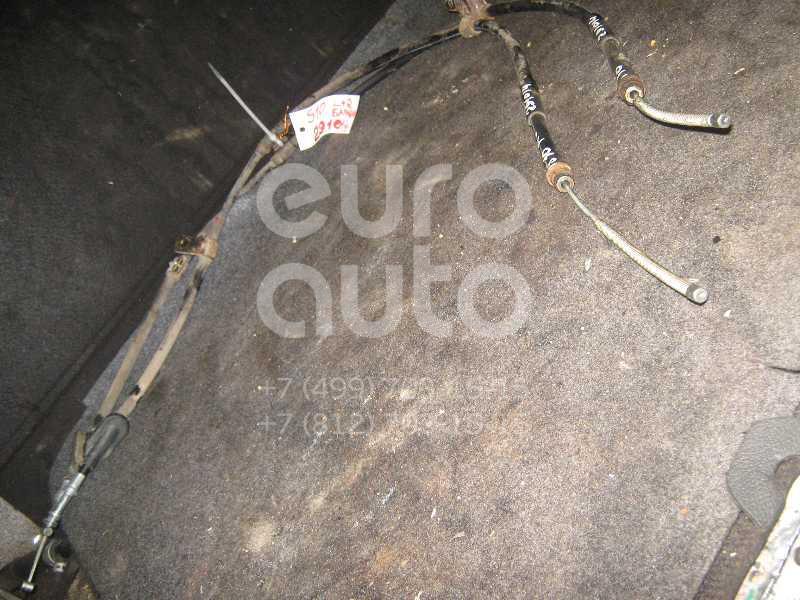 Трос стояночного тормоза для Subaru Forester (S10) 2000-2002 - Фото №1