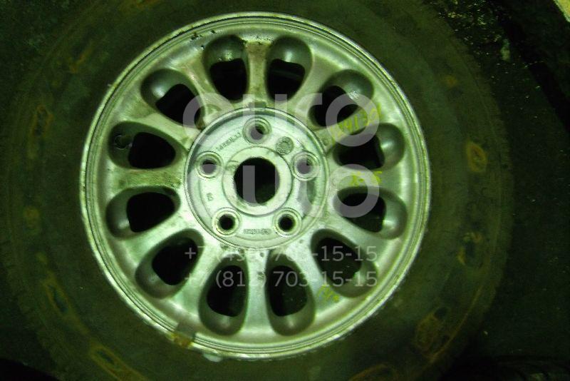 Диск колесный легкосплавный для Mazda Xedos-6 1992-1999 - Фото №1