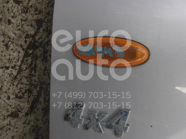 Повторитель на крыло желтый для Mazda Tribute (EP) 2001-2007;323 (BA) 1994-1998 - Фото №1