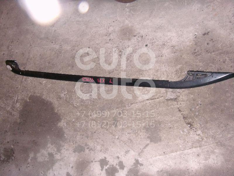 Рейлинг левый (планка на крышу) для Cadillac SRX 2003-2009 - Фото №1