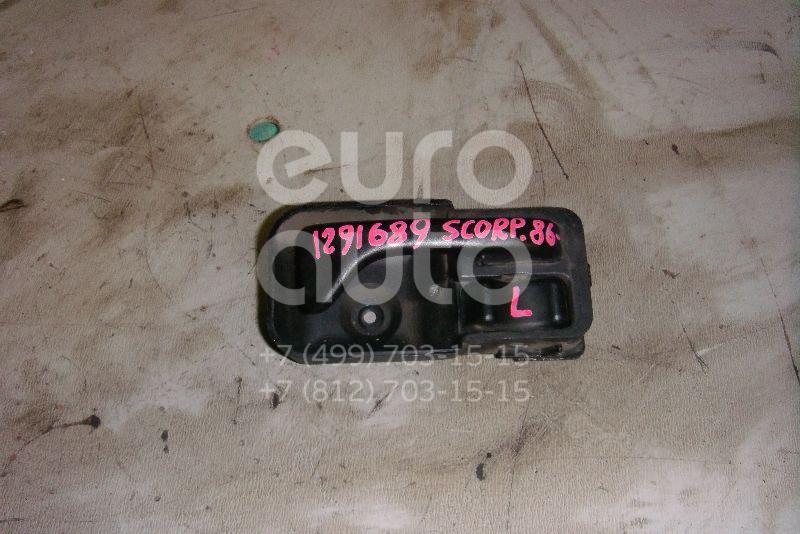 Ручка двери внутренняя левая для Ford Scorpio 1986-1992 - Фото №1