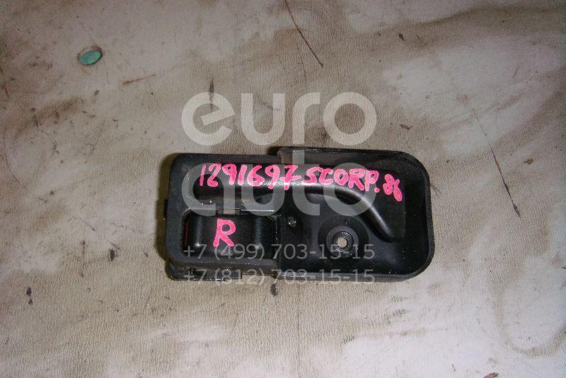Ручка двери внутренняя правая для Ford Scorpio 1986-1992 - Фото №1