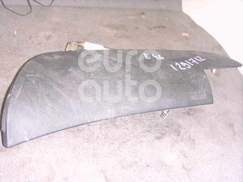 Крышка подушки безопасности (в торпедо) для BMW 3-серия E46 1998-2005 - Фото №1