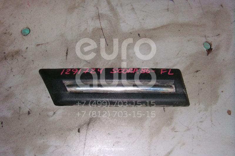Молдинг переднего левого крыла для Ford Scorpio 1986-1992;Scorpio 1992-1994;Scorpio 1994-1998 - Фото №1