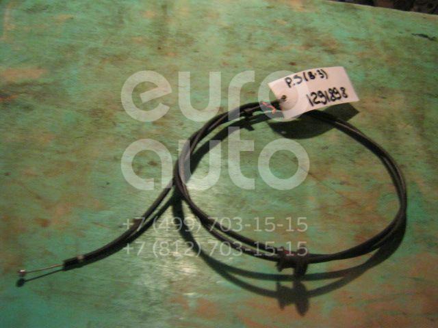Трос открывания капота для VW Passat [B3] 1988-1993;Passat [B4] 1994-1996 - Фото №1