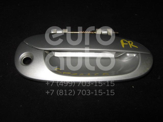 Ручка двери передней наружная правая для Kia Spectra 2001-2011 - Фото №1