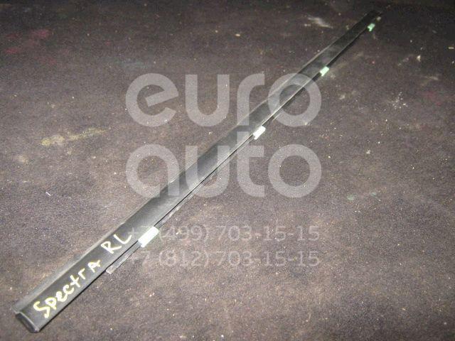 Накладка стекла заднего левого для Kia Spectra 2001-2011 - Фото №1