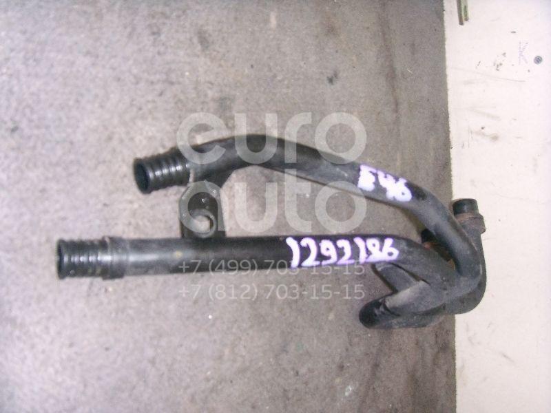 Трубка охлажд. жидкости металлическая для BMW 3-серия E46 1998-2005 - Фото №1