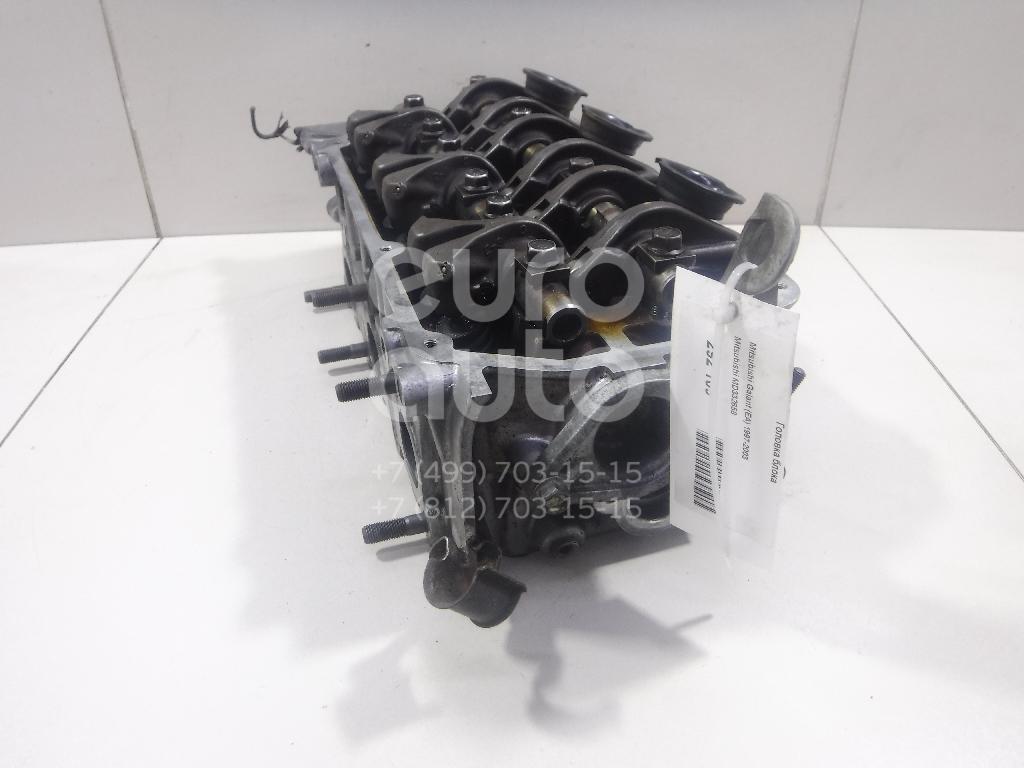 Головка блока для Mitsubishi Galant (EA) 1997-2003 - Фото №1