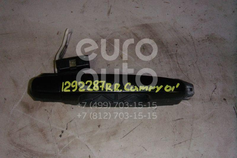 Ручка двери задней наружная правая для Toyota Camry XV30 2001-2006 - Фото №1
