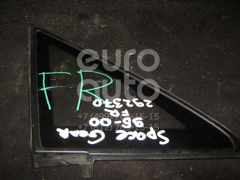 Стекло кузовное глухое правое для Mitsubishi Space Gear 1995-2006 - Фото №1