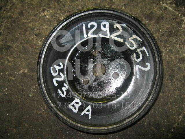 Шкив водяного насоса (помпы) для Mazda 323 (BA) 1994-1998;121 (DB) 1990-1995;323 (BG) 1989-1994;Xedos-6 1992-1999;MX-3 1991-1998;Demio DW 1998-2000;323 (BJ) 1998-2003;MX-5 I (NA) 1989-1998;MX-5 II (NB) 1998-2005 - Фото №1