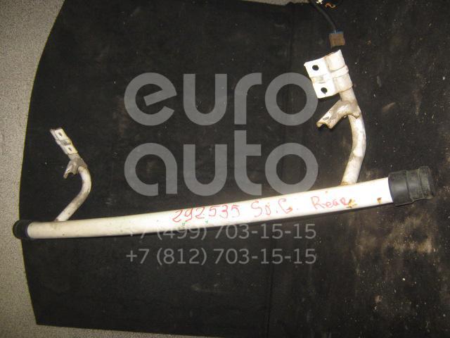 Отбойник заднего бампера для Mitsubishi Space Gear 1995-2006 - Фото №1