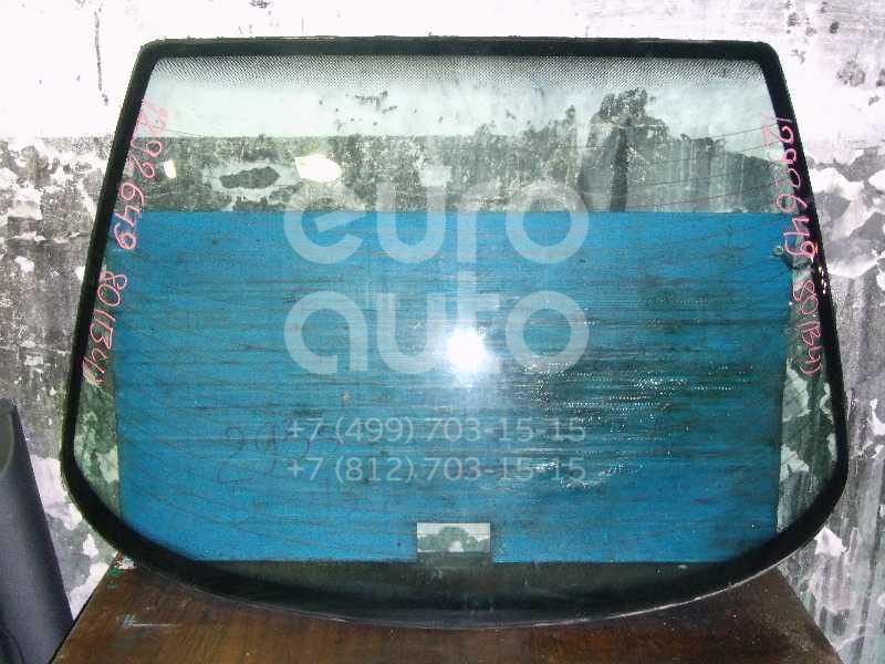 Стекло заднее для Audi 80/90 [B4] 1991-1994 - Фото №1