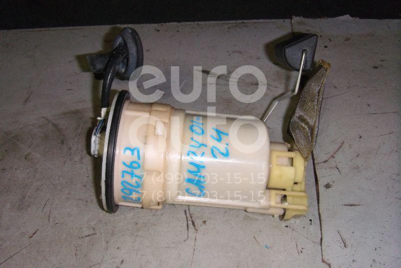 Насос топливный электрический для Toyota Camry V30 2001-2006;Corolla E12 2001-2006 - Фото №1