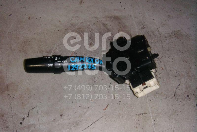 Переключатель поворотов подрулевой для Toyota Camry XV30 2001-2006 - Фото №1