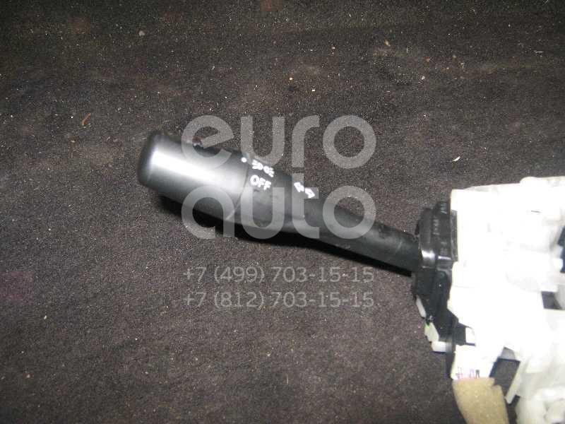 Переключатель поворотов подрулевой для Mitsubishi Lancer (CS/Classic) 2003-2007;Galant (DJ,DM) 2003-2012;Grandis (NA#) 2004-2010;Outlander (CU) 2003-2009 - Фото №1