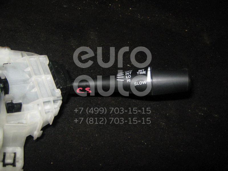 Переключатель стеклоочистителей для Mitsubishi Lancer (CS/Classic) 2003-2006;Galant (DJ,DM) 2003-2012 - Фото №1