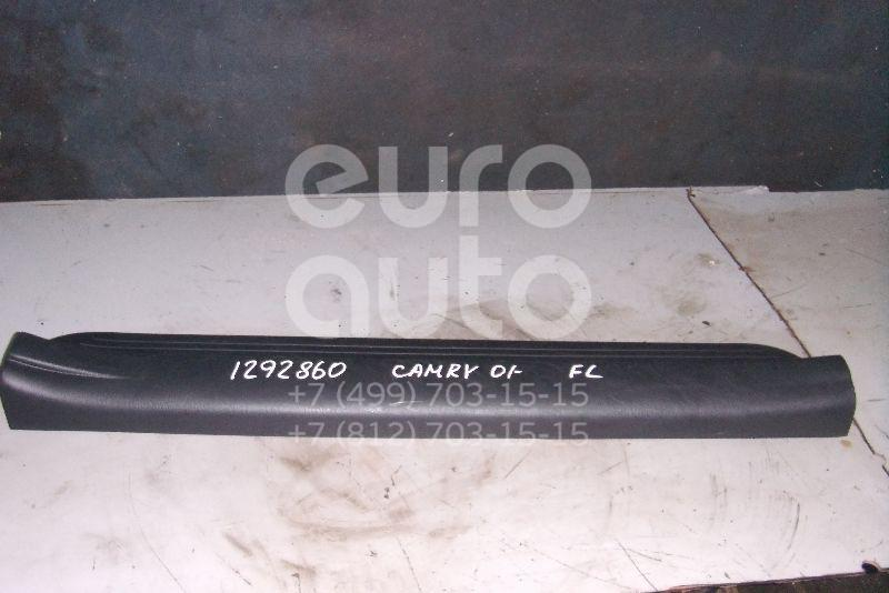 Накладка порога (внутренняя) для Toyota Camry V30 2001-2006 - Фото №1
