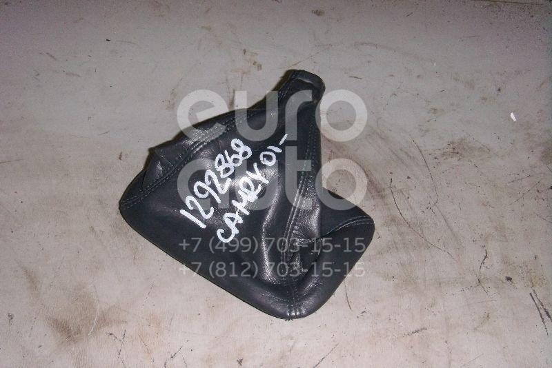 Чехол кулисы для Toyota Camry CV3 2001-2006 - Фото №1