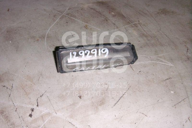 Фонарь подсветки номера для Toyota Camry CV3 2001-2006;RX 300/330/350/400h 2003-2009;Sienna II 2003-2010 - Фото №1