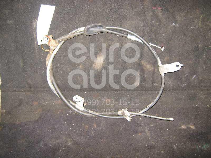 Трос стояночного тормоза левый для Subaru Tribeca (B9) 2005> - Фото №1