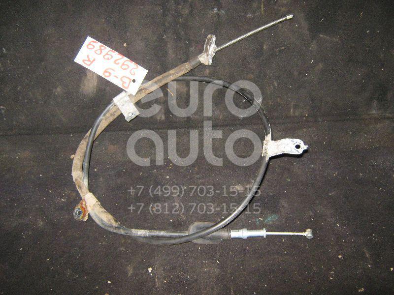 Трос стояночного тормоза правый для Subaru Tribeca (B9) 2005> - Фото №1