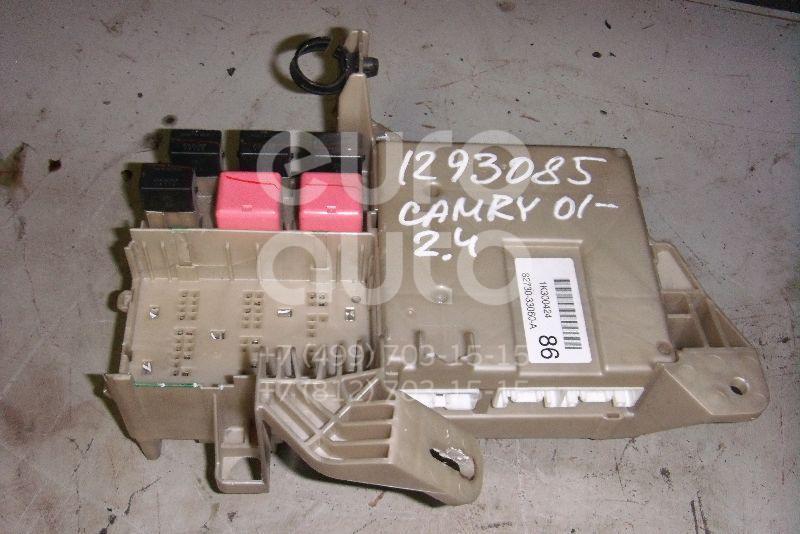 Блок предохранителей для Toyota Camry XV30 2001-2006 - Фото №1