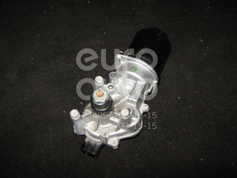Моторчик стеклоочистителя передний для Subaru Tribeca (B9) 2005> - Фото №1