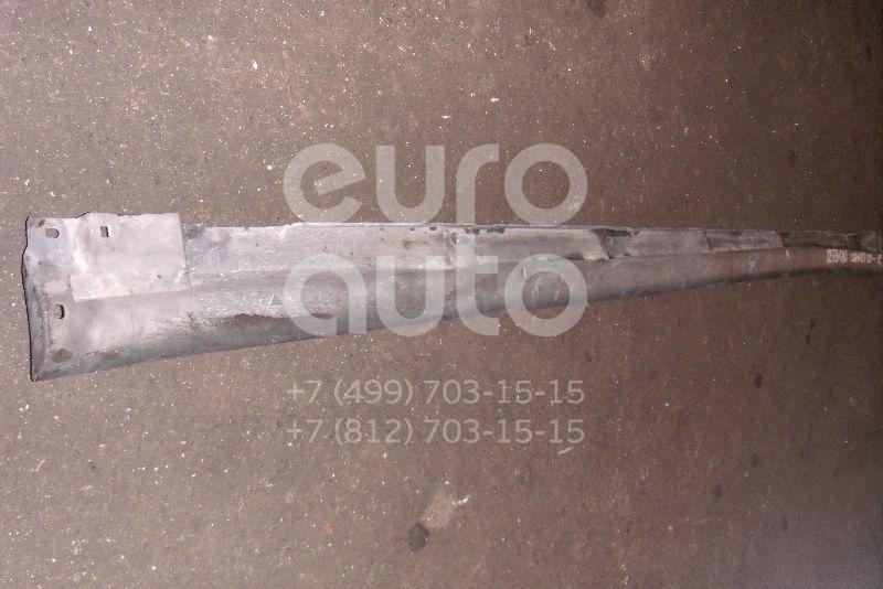 Накладка на порог (наружная) для Toyota Camry CV3 2001-2006 - Фото №1