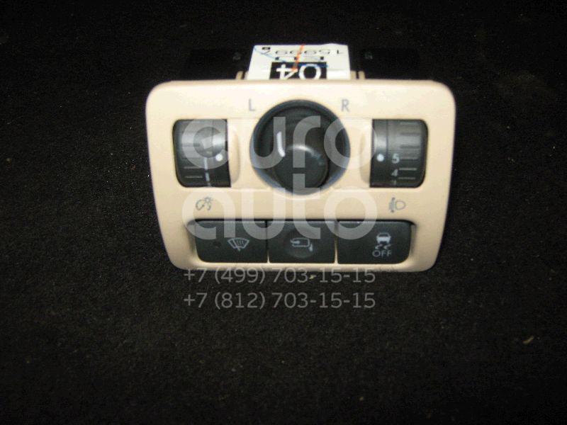 Блок кнопок для Subaru Tribeca (B9) 2005-2014 - Фото №1