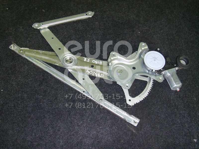 Стеклоподъемник электр. передний правый для Toyota Corolla E15 2006-2013;Auris (E15) 2006-2012 - Фото №1