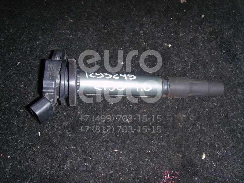 Катушка зажигания для Toyota,Lexus Corolla E15 2006-2013;Auris (E15) 2006-2012;Yaris 2005-2011;Avensis III 2009>;Verso 2009>;Prius 2009-2015;CT 200H 2011>;RAV 4 2013>;Corolla E18 2013>;NX 200/300H 2014> - Фото №1
