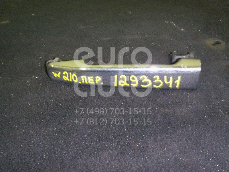 Ручка двери передней наружная для Mercedes Benz W210 E-Klasse 1995-2000 - Фото №1