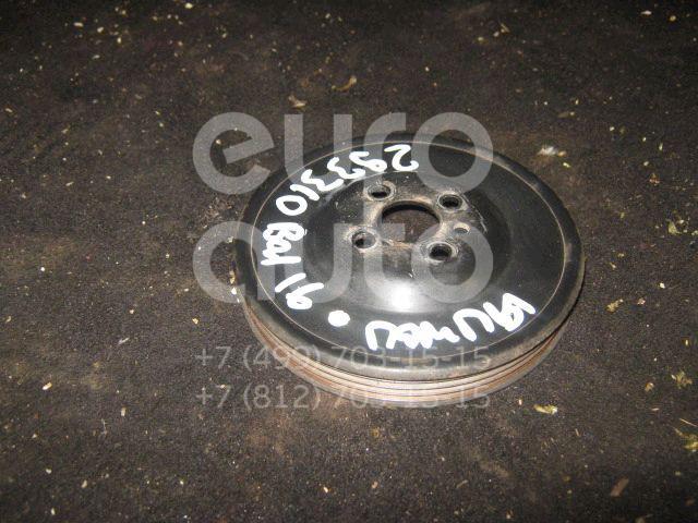 Шкив водяного насоса (помпы) для Suzuki Baleno 1998-2007 - Фото №1