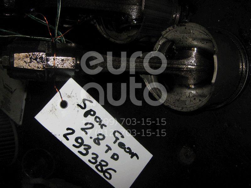 Поршень с шатуном для Mitsubishi Space Gear 1995-2000 - Фото №1