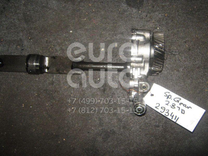 Насос масляный для Mitsubishi Space Gear 1995-2006 - Фото №1