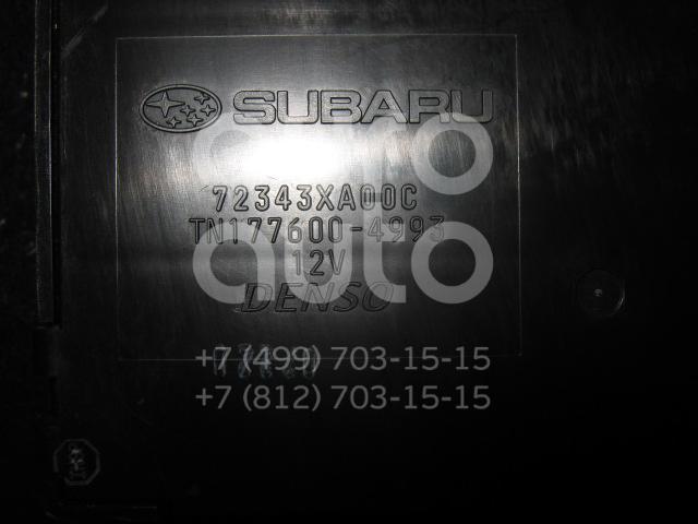 Блок управления климатической установкой для Subaru Tribeca (B9) 2005-2014 - Фото №1