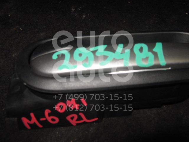 Ручка двери внутренняя левая для Mazda Mazda 6 (GH) 2007-2012 - Фото №1