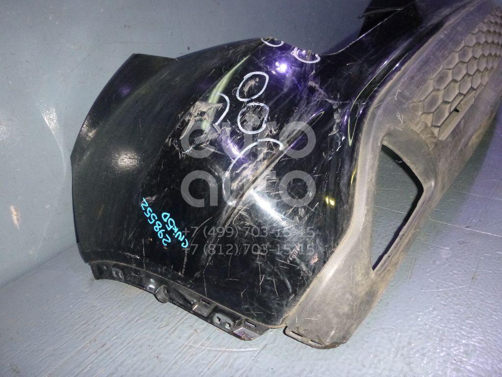 Бампер задний для Honda Civic 5D 2006-2012 - Фото №1
